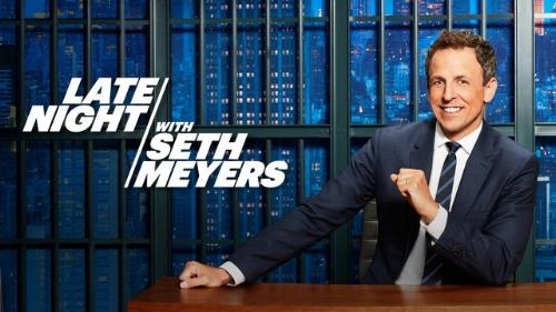 Late Night with Seth Meyers (NBC) -