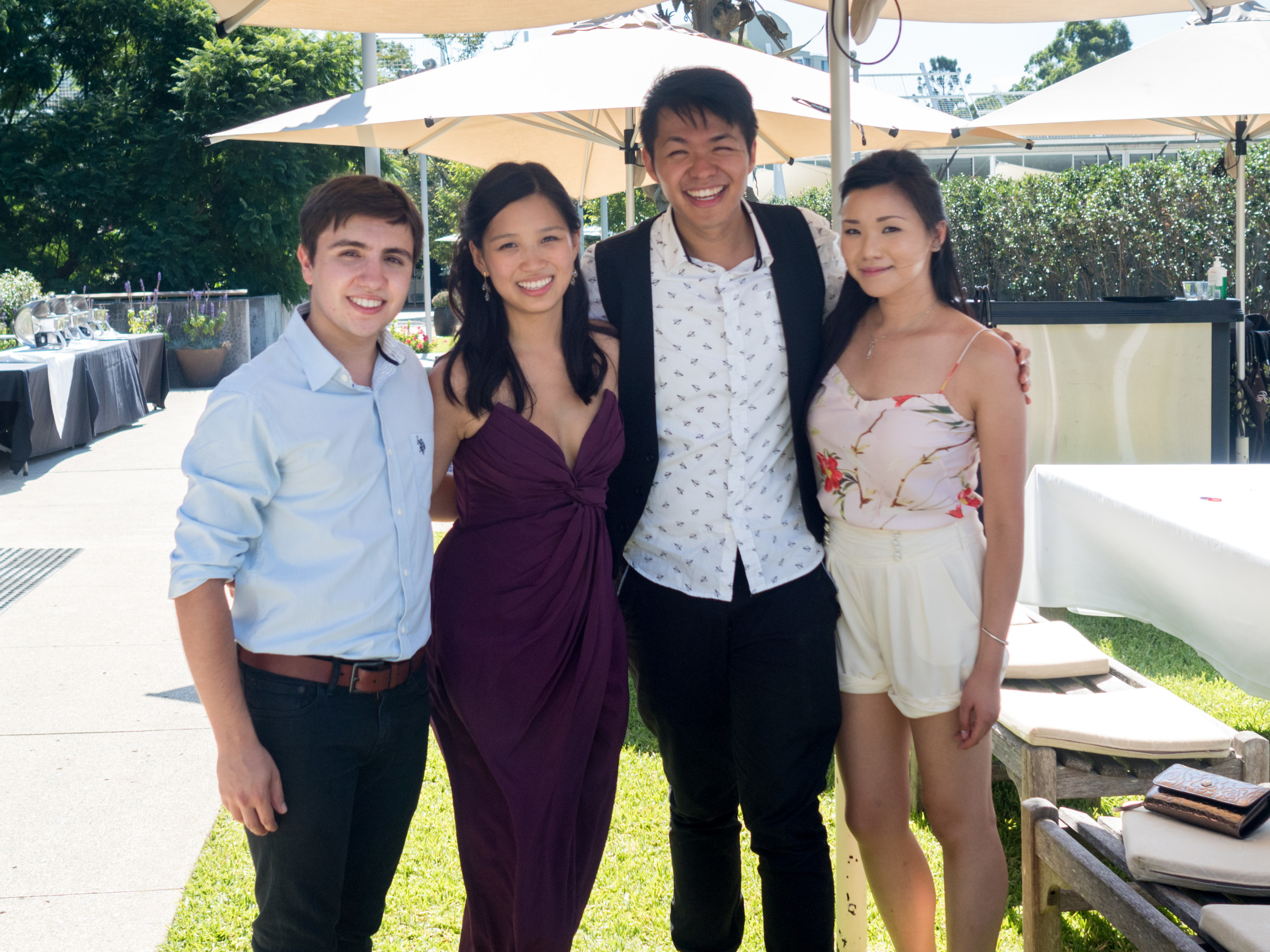 Olivia's Engagement Party