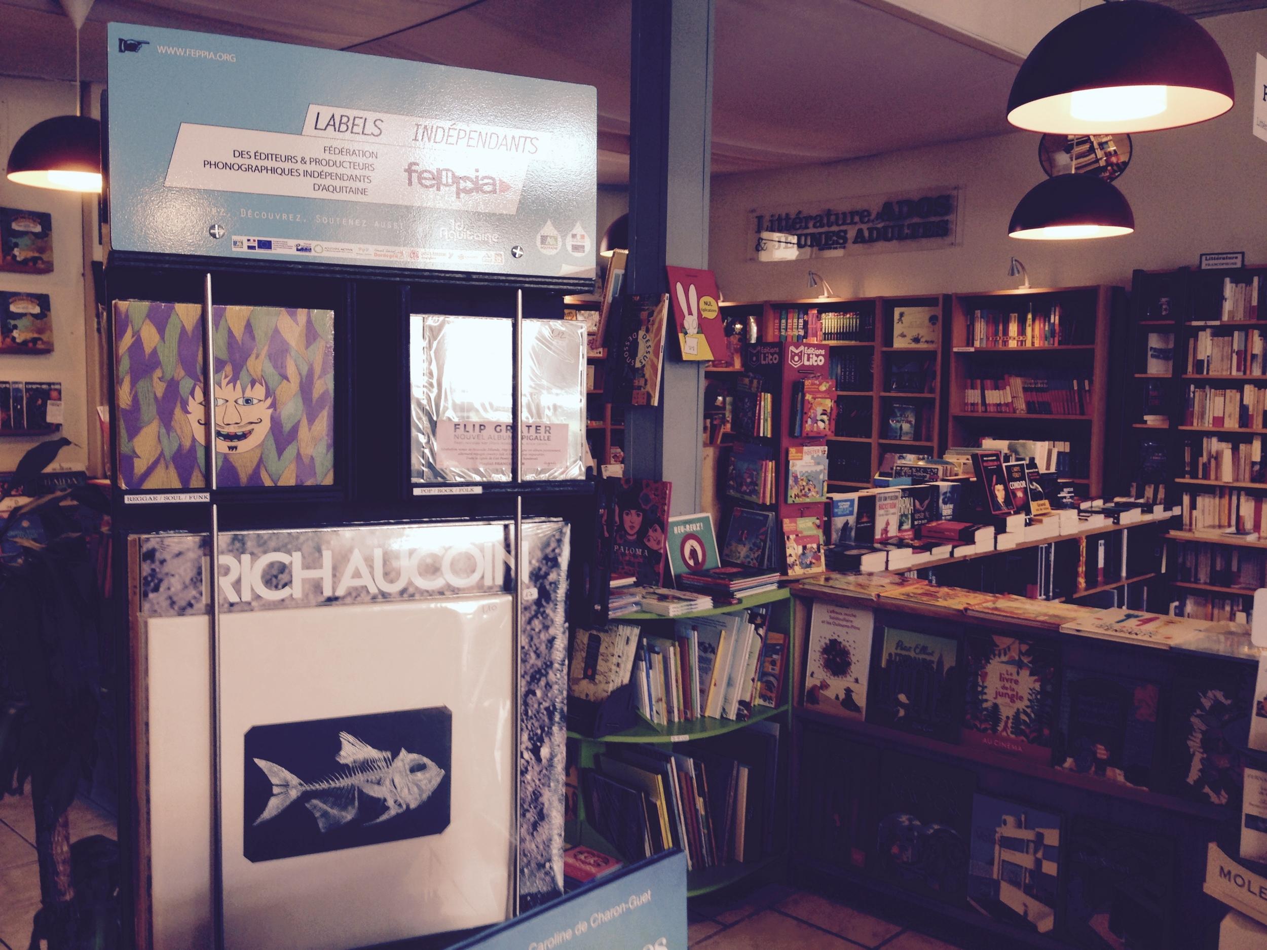 Librairie Le Passeur - Bordeaux
