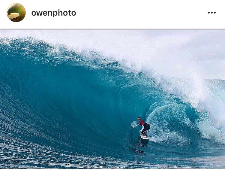Sally Fitzgibbons - Cape Solander / ours 2016 - Rod Owen / owenphoto.com.au