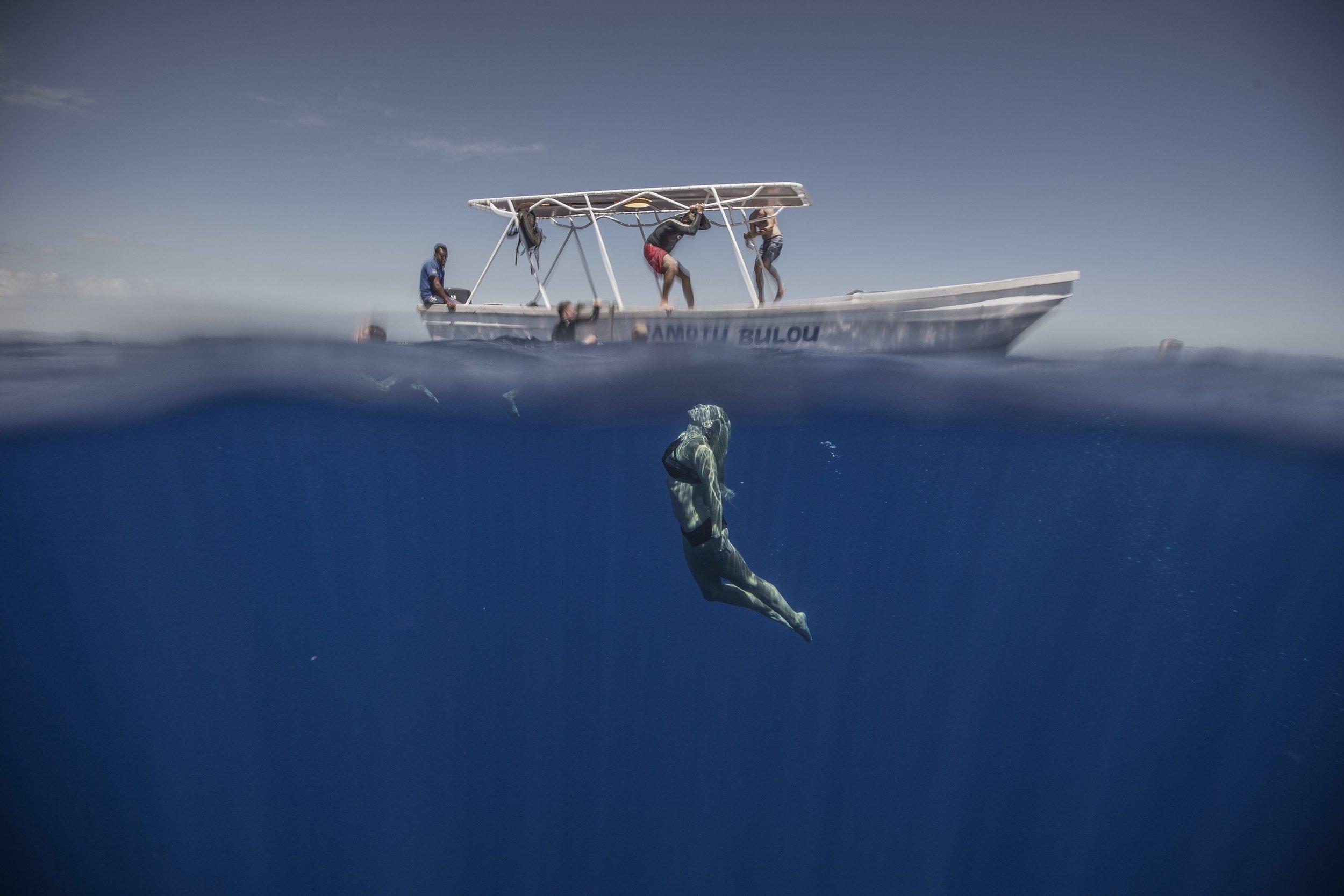 Fiji deep sea