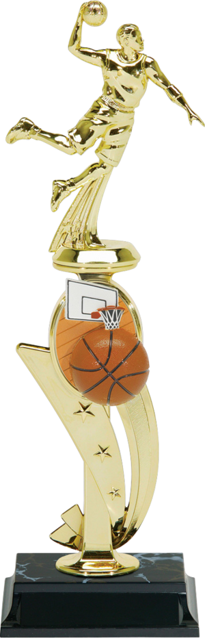 Basketball — The Trophy Case