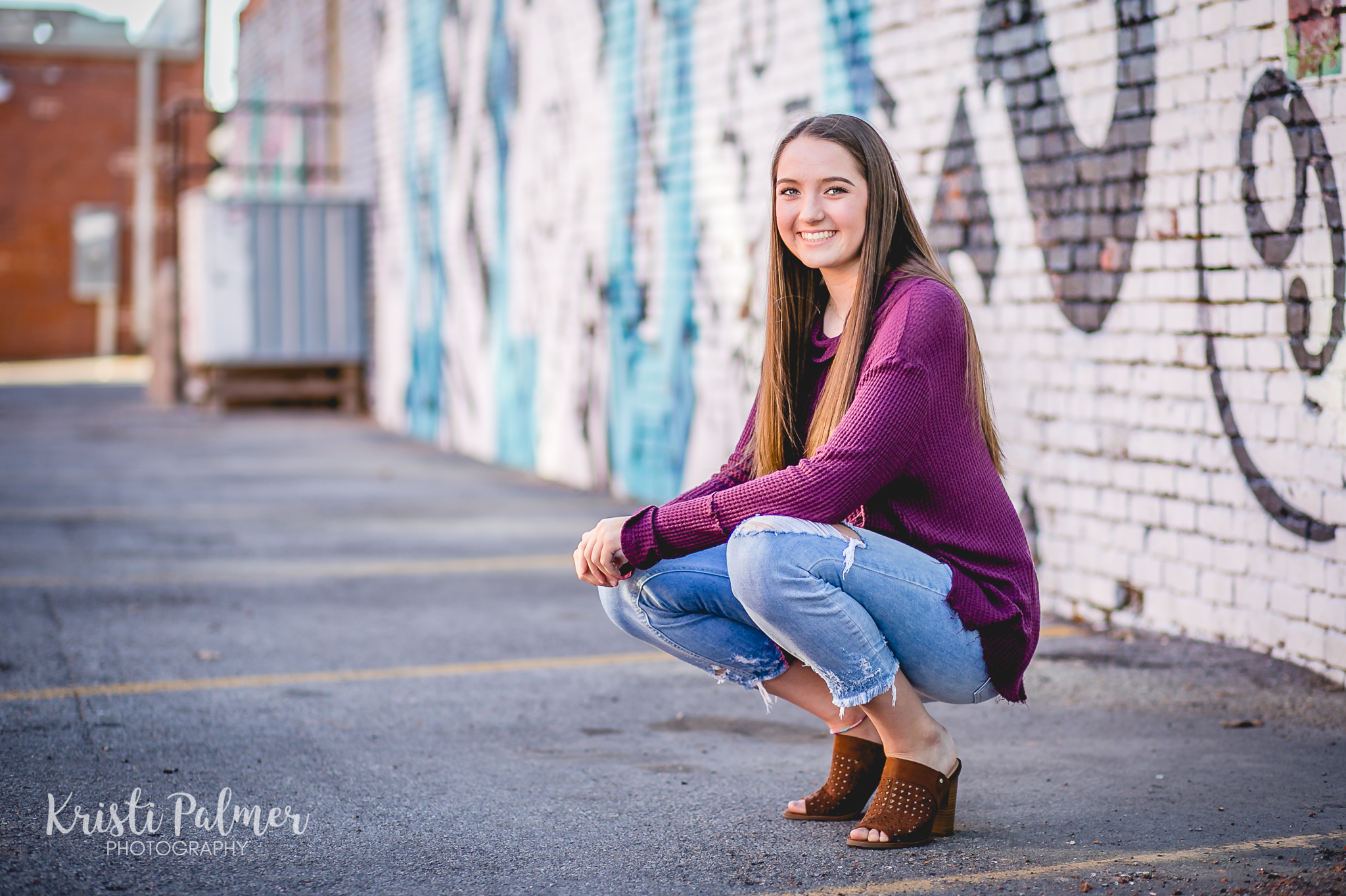 senior girl photo tulsa