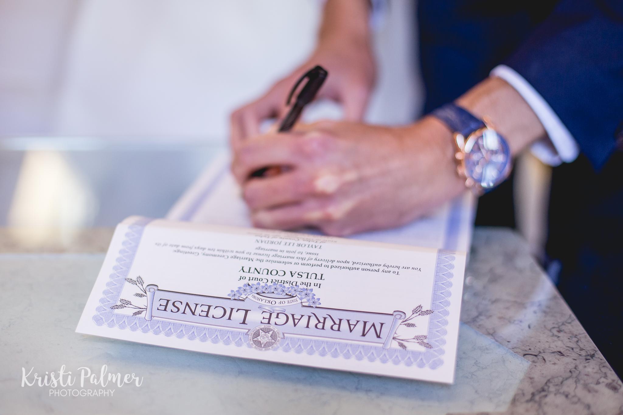 wedding photos marriage certificate
