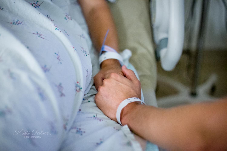 hospital birth photos