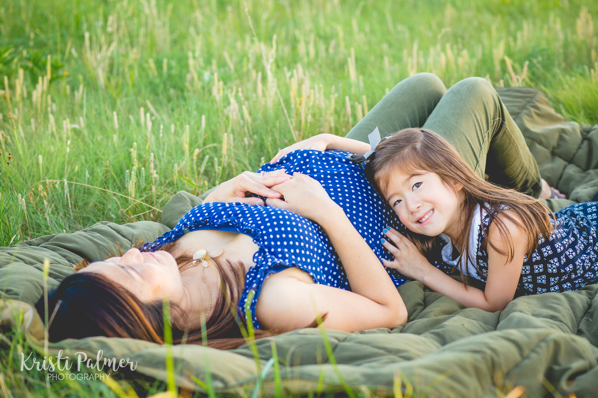 cute maternity photo