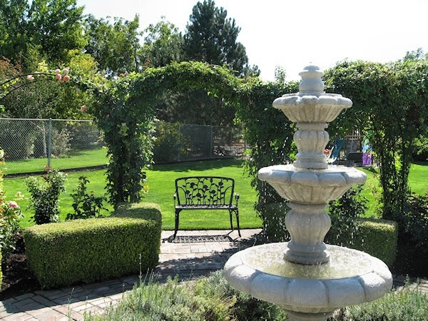 Pond and Garden Tour 2014
