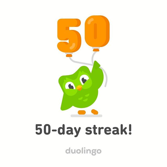 Woot woot! Who wanna join me in learning additional languages?! #learningadventures #taventures #taadventures #duolingo