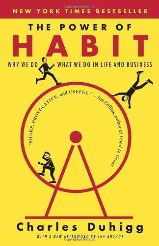 The Power of Habit: Why we do what we do in life and business by Charles Duhigg
