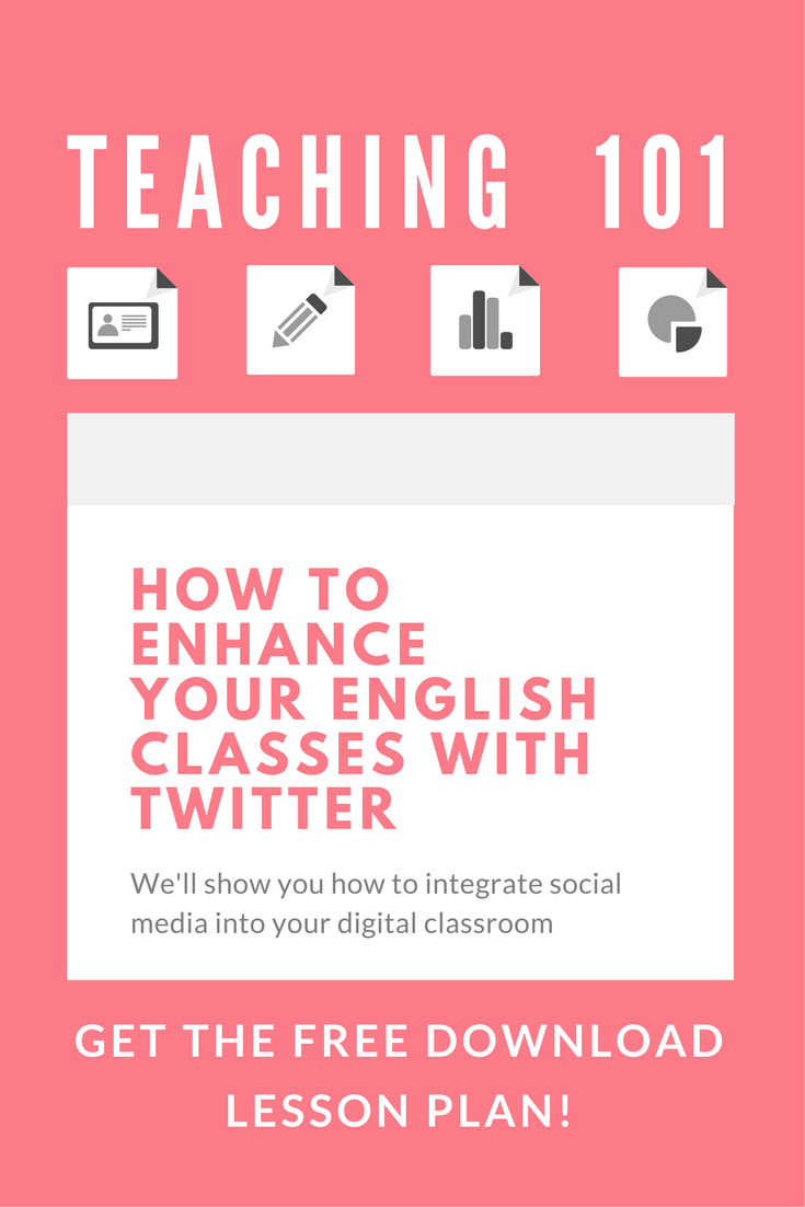 using twitter in your classroom