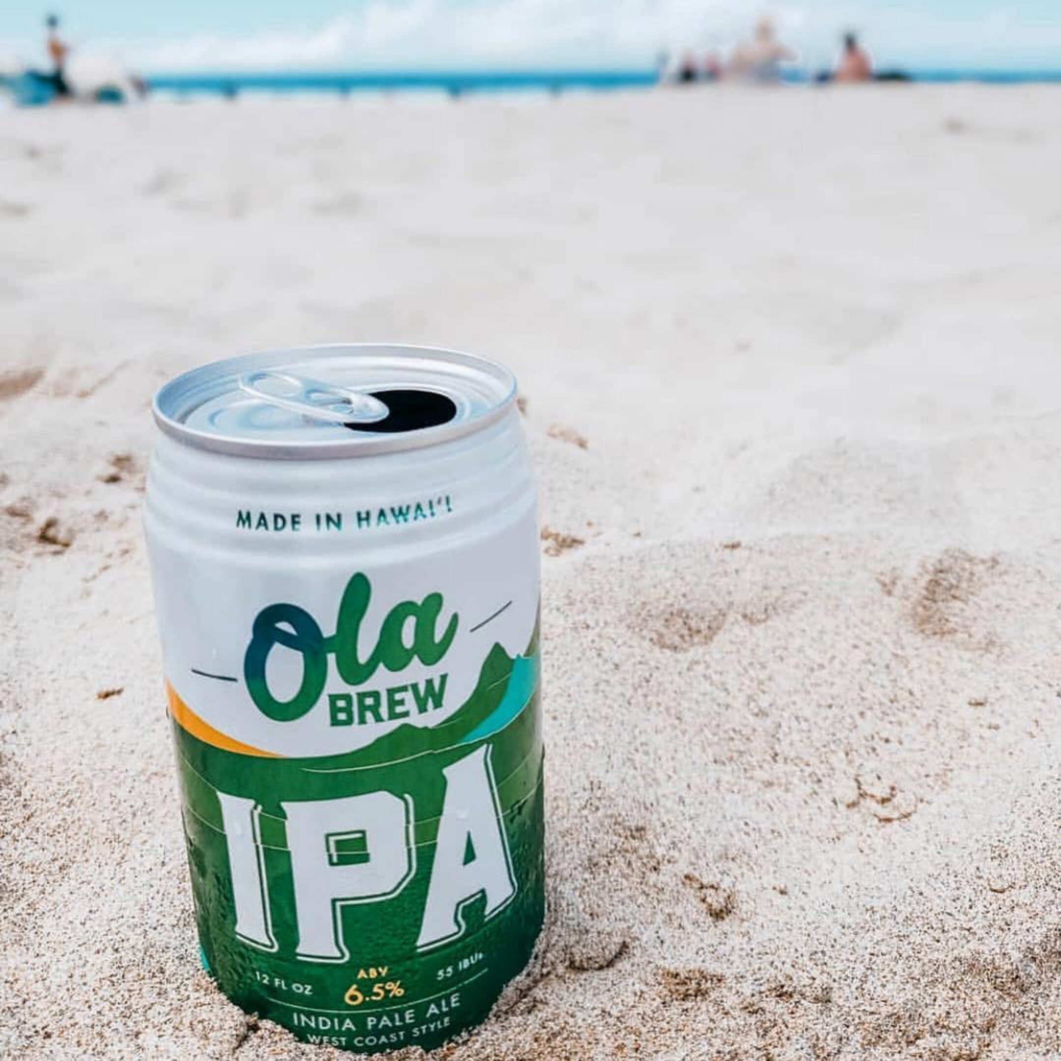 Ola Brew, is the Big Island's newest brewery, located in Kona. Courtesy photo.