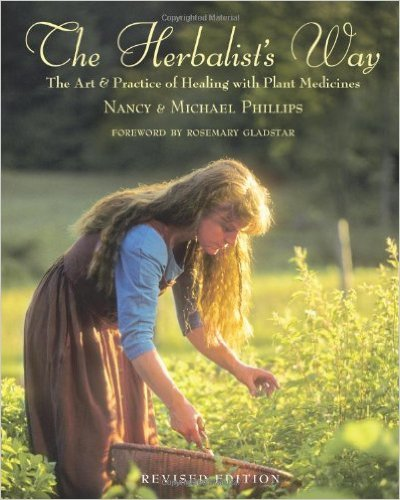 A unique approach for an herb book. Includes info for growing your own too!