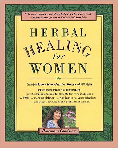 This one is in my list of top 5 favorite herb books. Such a valuable book for women!