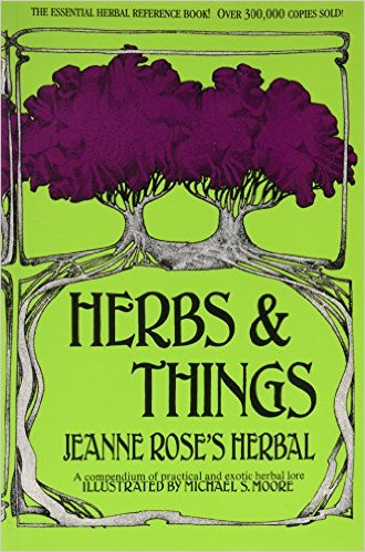 Recipes, profiles and organized charts from the iconic Jeanne Rose.