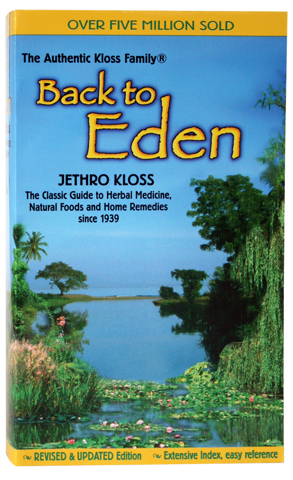 back to eden kloss.png