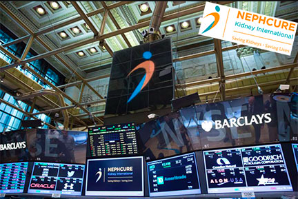 NKI brand launch during the NYSE Opening Bell