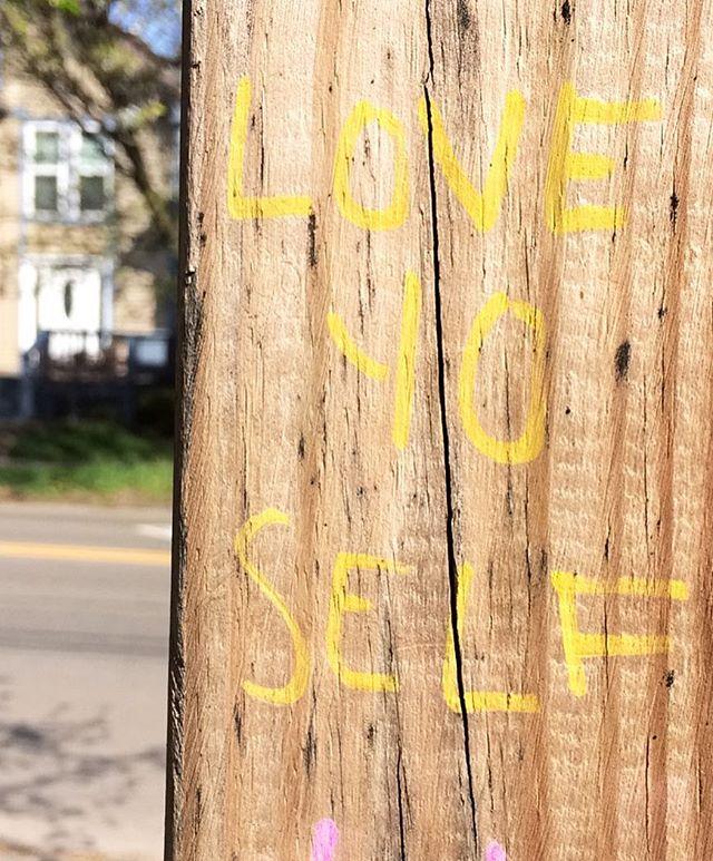 It's a sign... #namastebitches #yogallaround