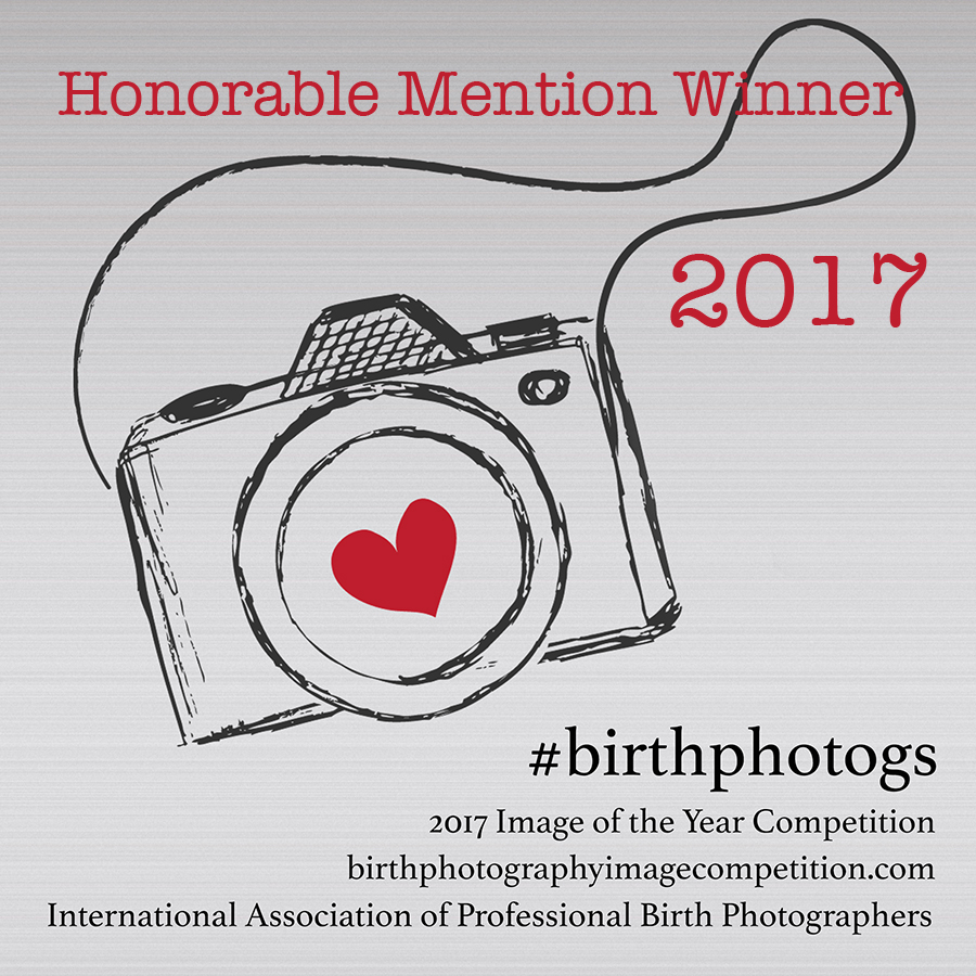 Birth Photographer Winner