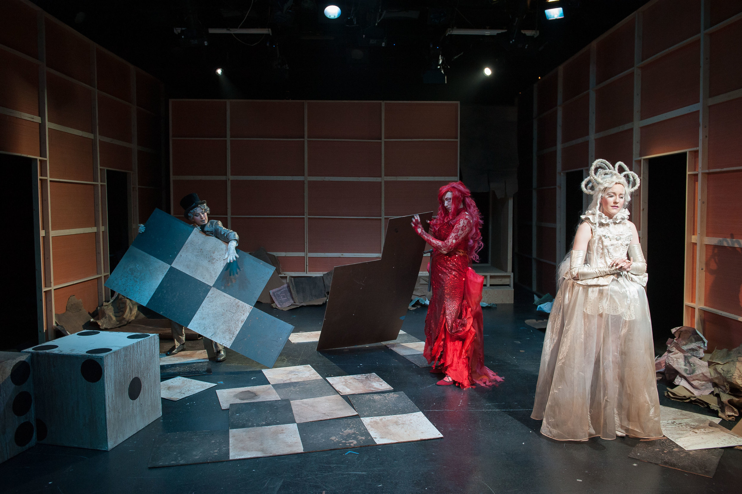 The Game of Lost Things - NYU StageWorks