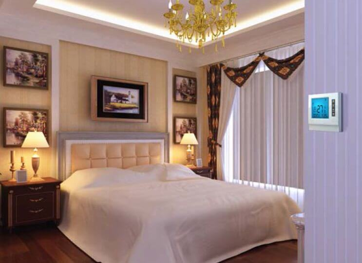 ระบบ Automation - Comfortable Guest Room1