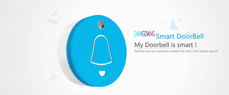 Smart Doorbell - กริ่งเรียกอัจฉริยะ - home automation products Smart Door Bell กันน้ำ กริ่งเรียกอัจฉริยะ อินเตอร์คอมบนมือถือ