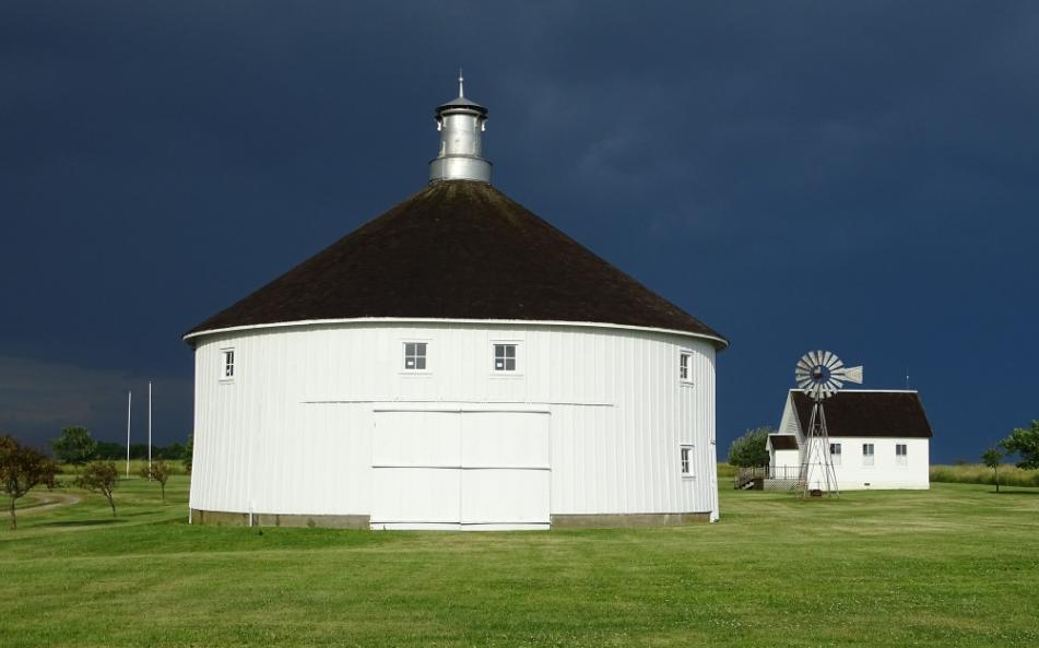 Round Barn, Allerton IA