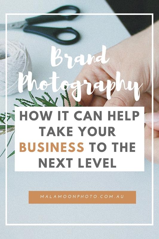 mala moon business brand photography
