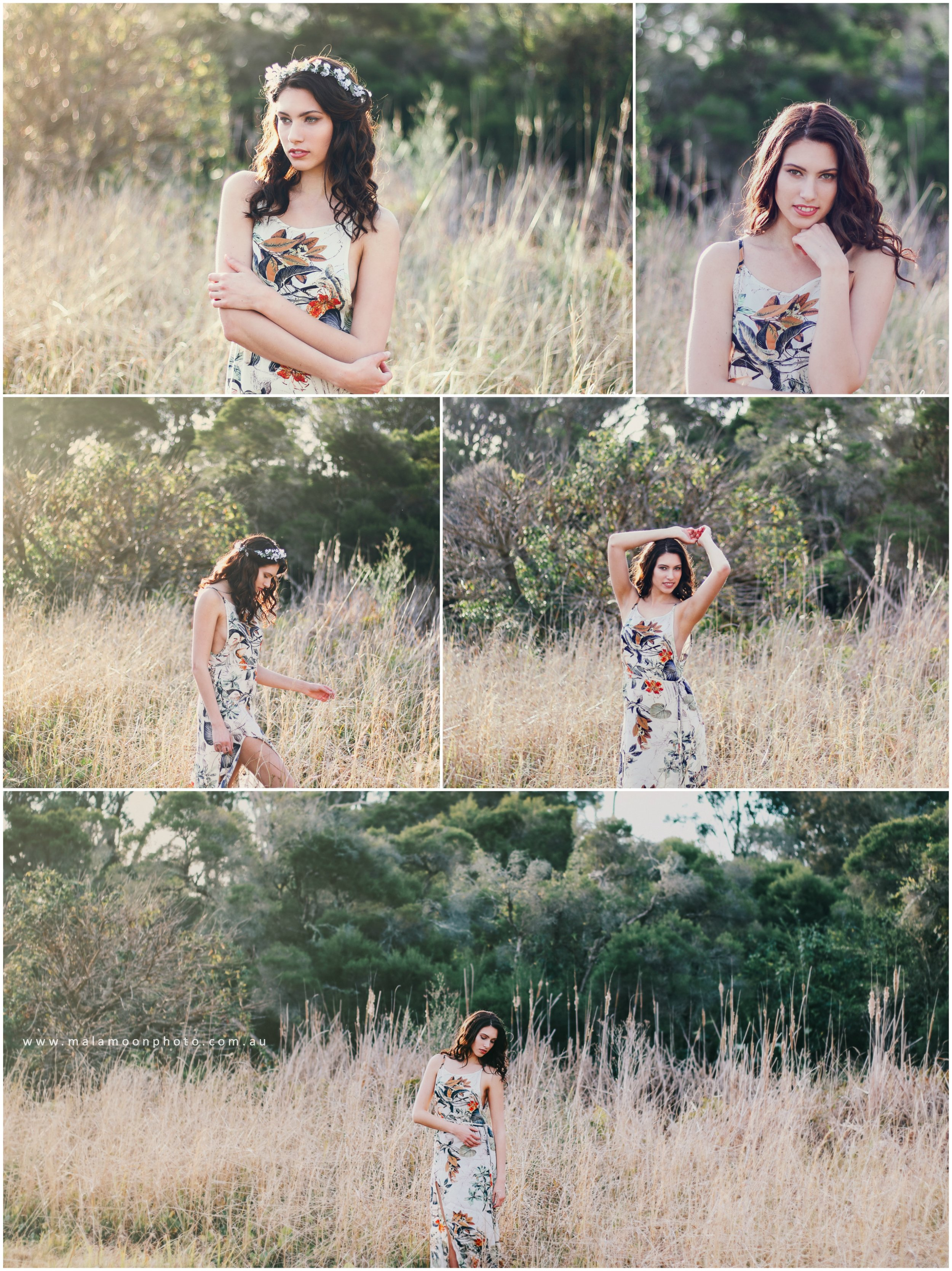 Boho-Girl-Field-Mala-Moon-Photography
