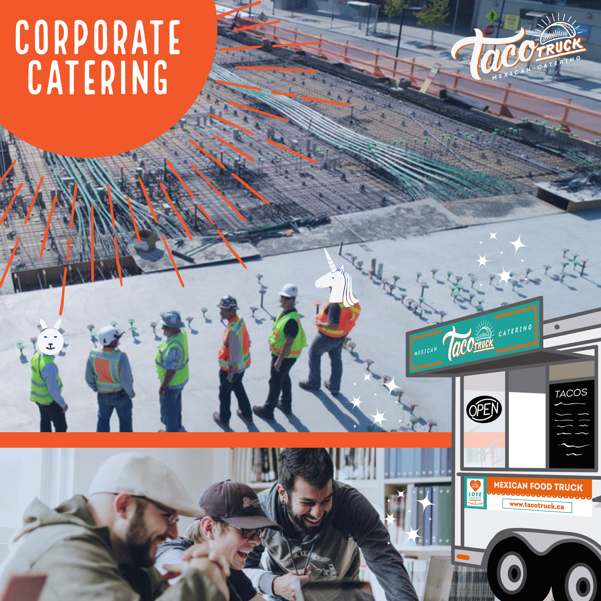 Corporate catering vancouver