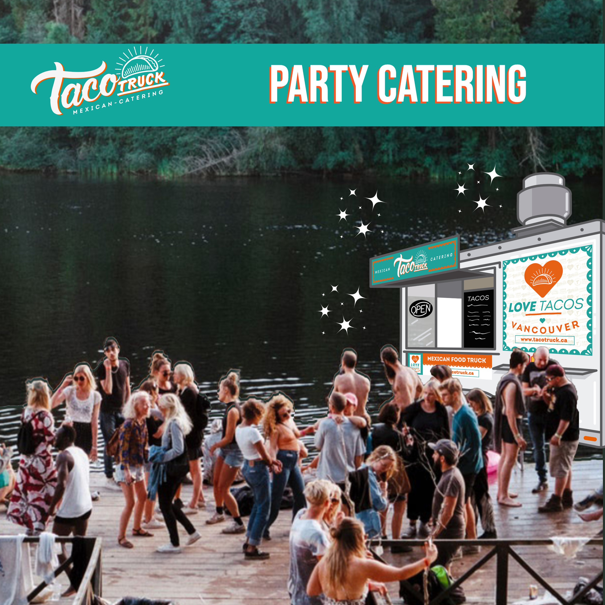 food truck catering vancouver