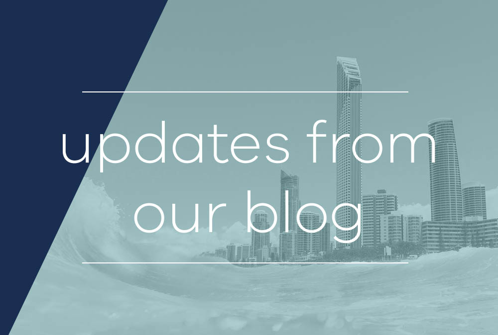Our Gold Coast and Brisbane lawyers are constantly updating our blog with the latest business and property law news.