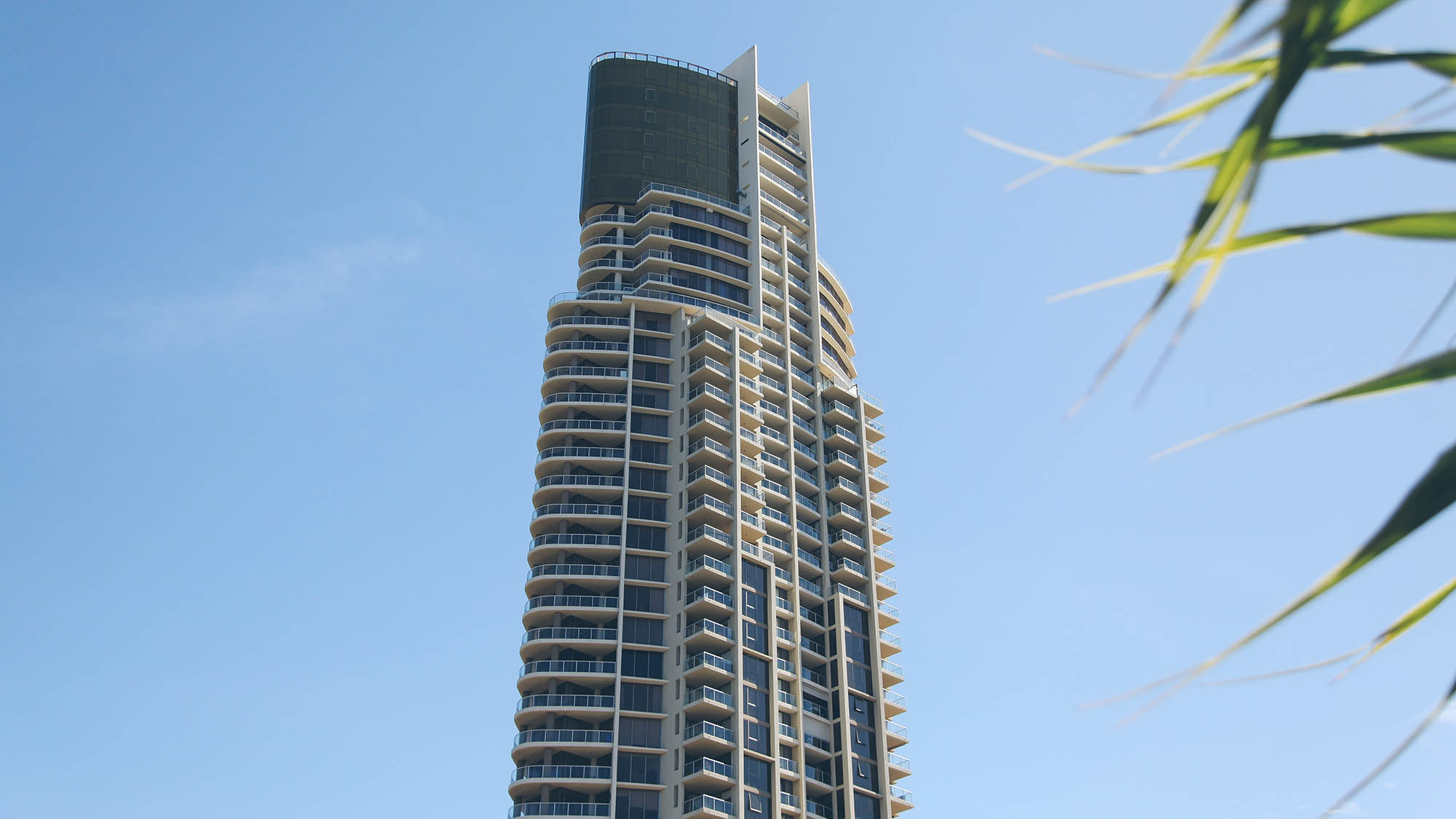One of the newer towers in Southport is Pinnacle Point, which is home a residential apartments, as well as offices, retail and dining options at its base.