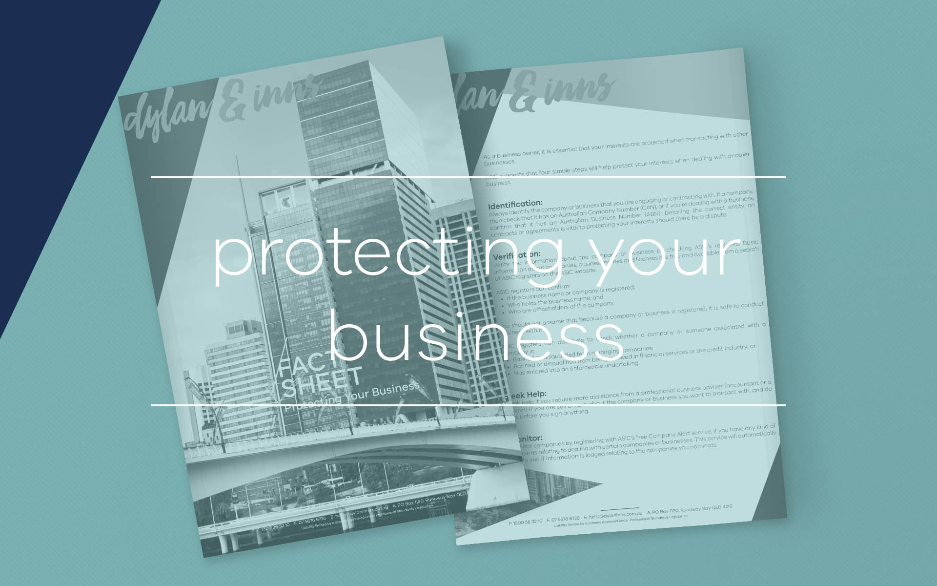 When making the decision to start a new business there are several legal issues that a commercial lawyer can assist you with to best protect your new business.