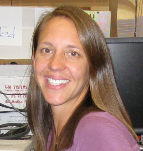 Past Postdoctoral Councillor   of the Arizona Physiological Society    Jenna Monroy, PhD