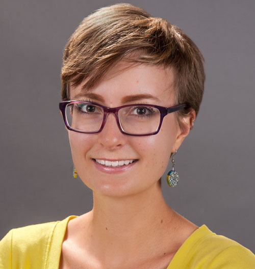 Business Coordinator of the Arizona Physiological Society  Megan S. Coe