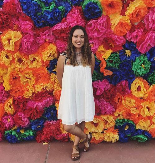 Graduate Student Councillor of the Arizona Physiological Society  Carissa Miyano