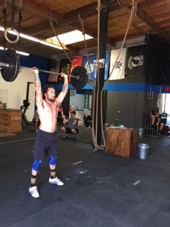 FRIDAY 08APRIL16  Warm up 250m row + 400m run x2  2RNFT 50ft monster walk 5 wall squats 5 planche push ups 3 strict T2B + 3 Strict pull up  Strength 20' 3rm Bench press with chains 2 per side/1 per side  Conditioning 15-12-9-6-3 SDHP 115/85 S2OH 115/85 C2B  SDHP: L1 105/75 L2 95/65 L3 75/55 L4 45/35  S2OH: L1 105/75 L2 95/65 L3 75/55 L4 45/35 (Bar)  C2B: L1 regular pull up L2 Banded C2B/Pull ups L3 Jumping C2B/pull up L4 ring row