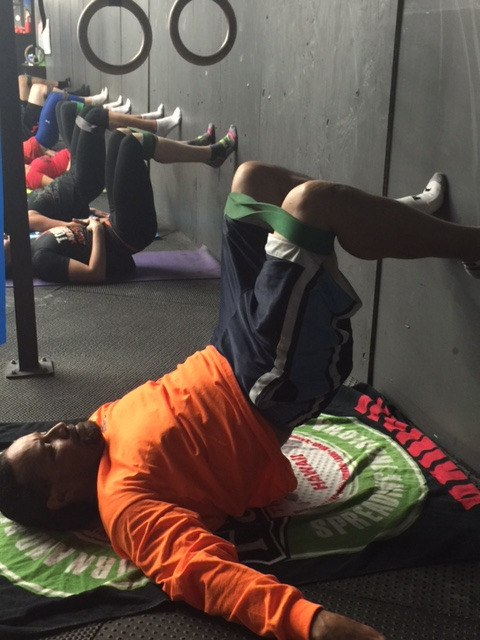 THURSDAY 10MAR16  STRETCHING FOR STRENGTH with Laura at 5:15pm  Great class for active recovery to get your OPEN gainz!