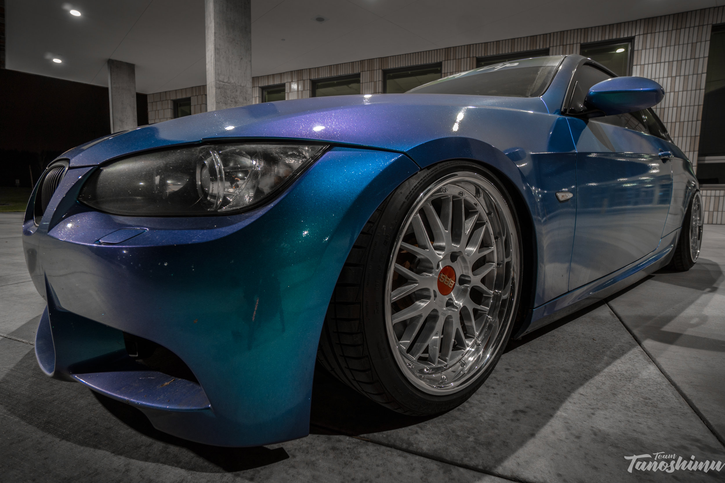 Monsoon Colorshift & Silver Flake AutoFlex Gloss