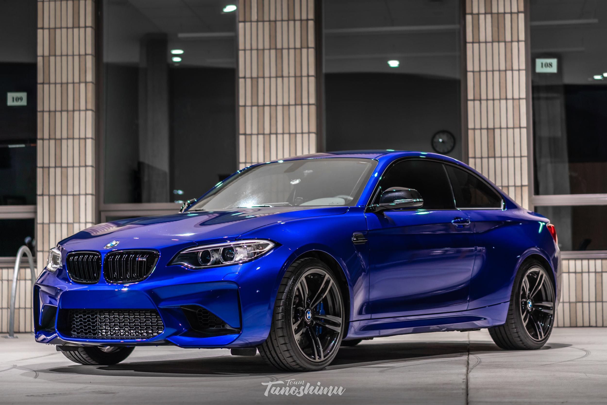 San Marino Blue AutoFlex Gloss