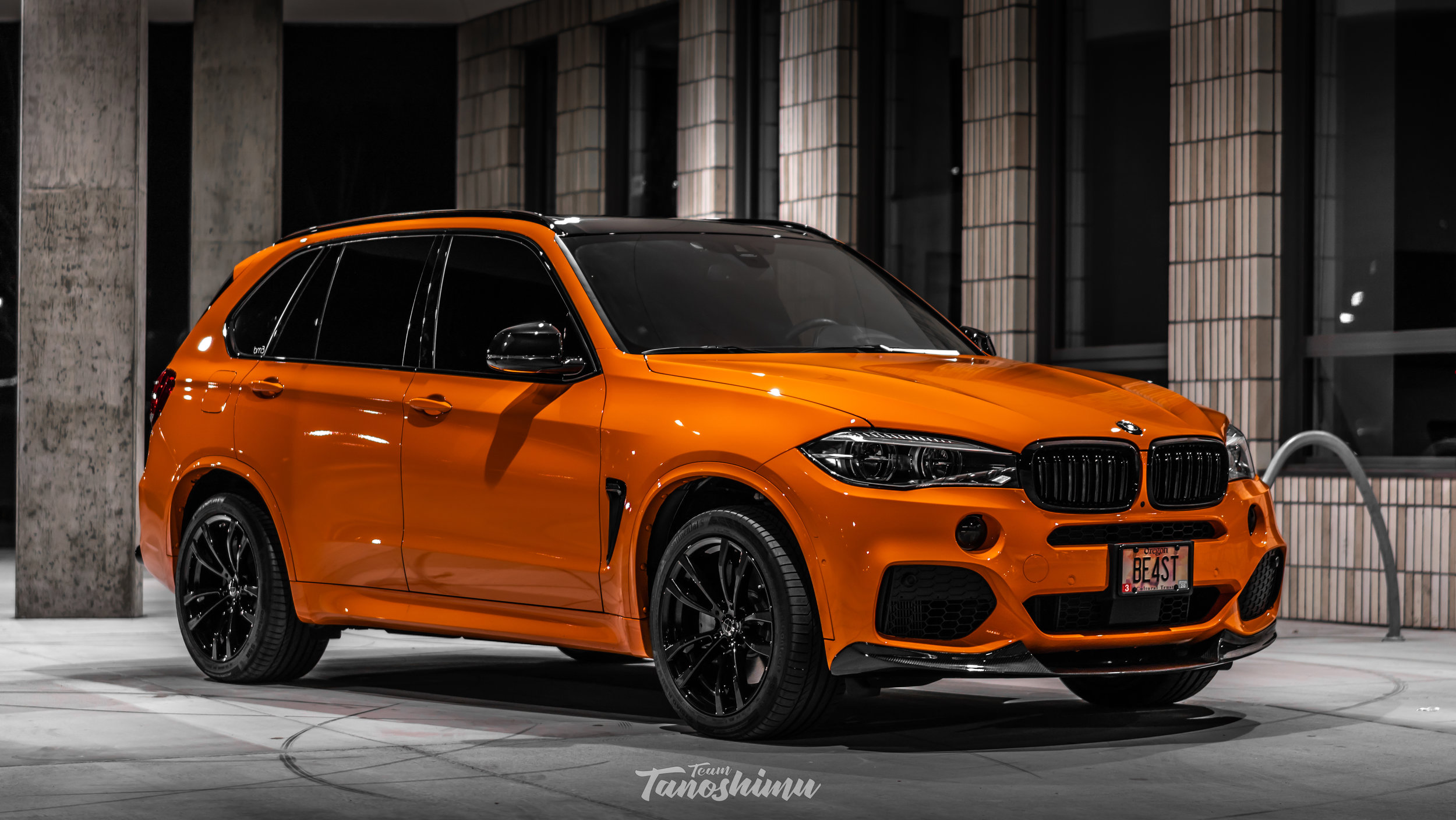 Fire Orange AutoFlex Gloss