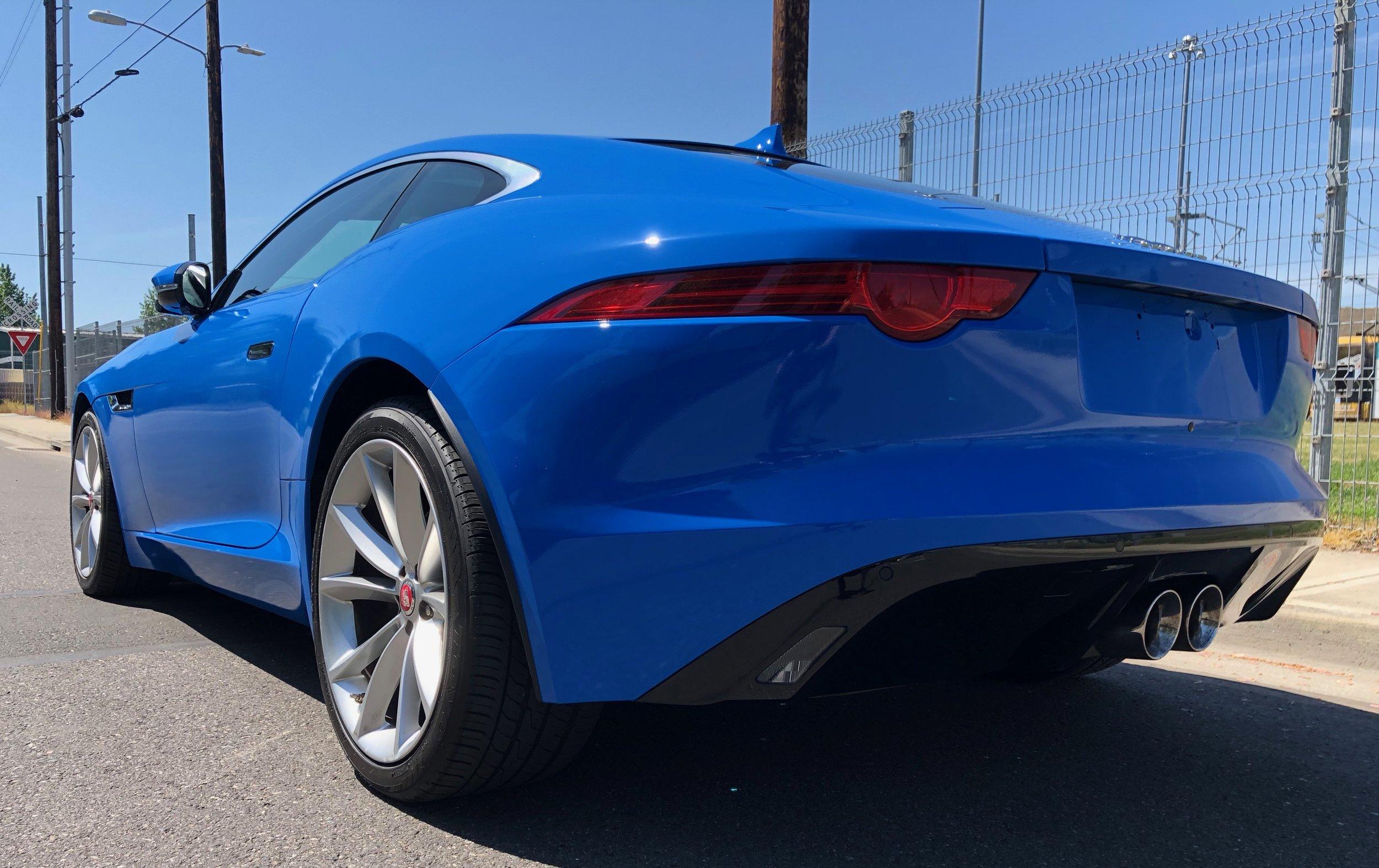 "Custom ""Ultra Blue"" AutoFlex Gloss"