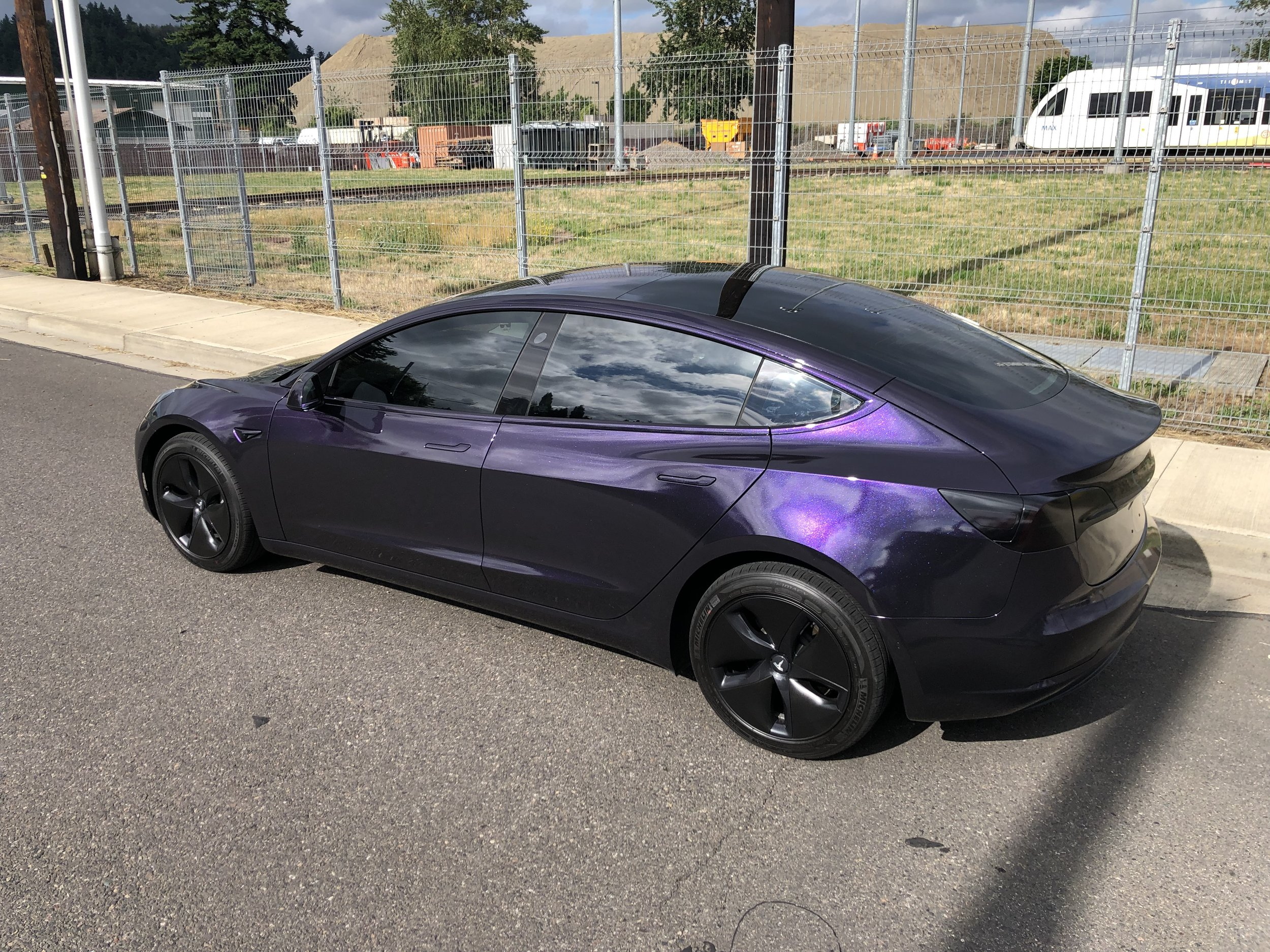 Purple Fusion AutoFlex Gloss