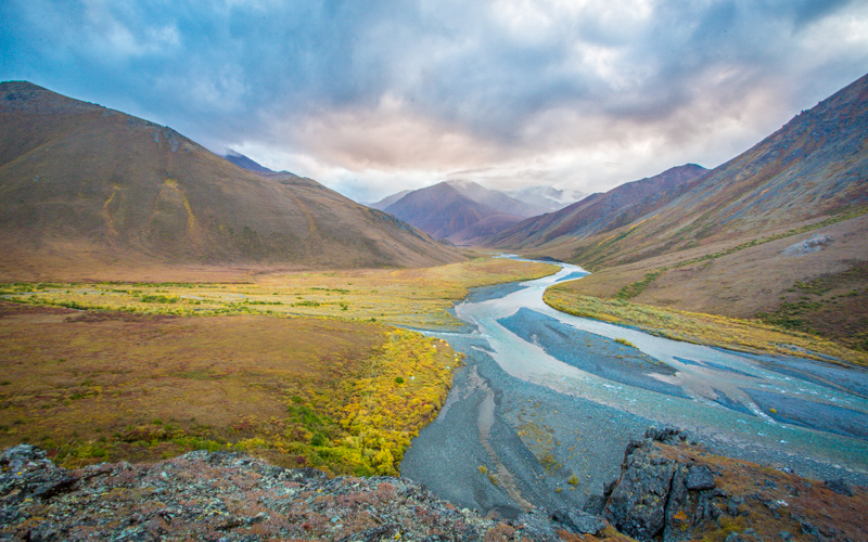 Kongakut River, Arctic National Wildlife Refuge