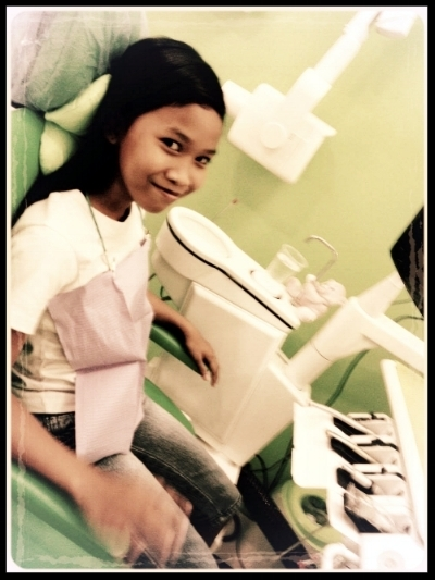 Orthodontic care is definitely a very rare luxury in extreme poverty but it's very sad when a young girl won't smile because she is ashamed of her teeth. On average an entire braces treatment plan coats around $700 and we would love to be able to invest that in a young ladies self esteem. The mere fact that we say she is worth the investment speaks huge volumes to her heart and accomplishes even more than a healthy beautiful smile ever could!