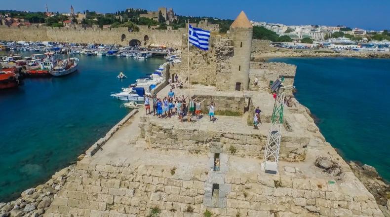 Greece-Relic