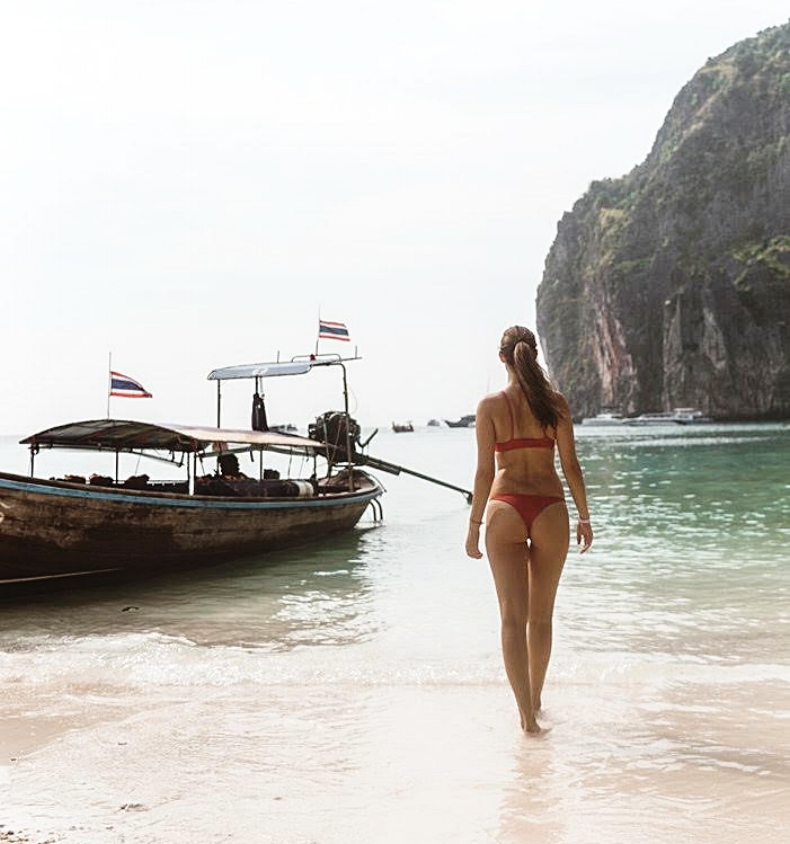 Absorbing Railay's Breathtaking Views