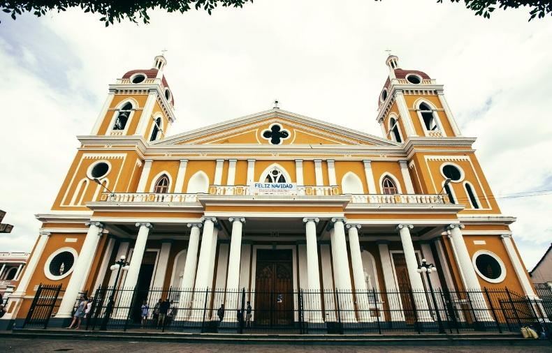 Yellow Cathedral Granada