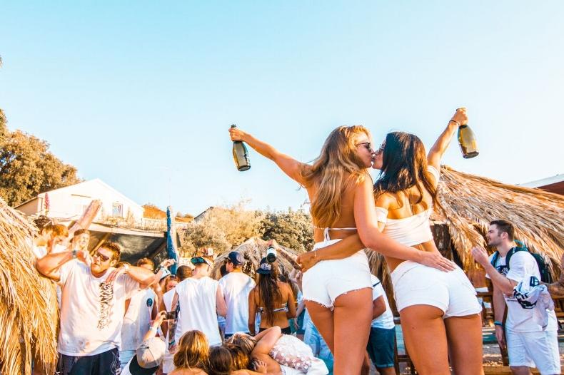 White Party In Croatia
