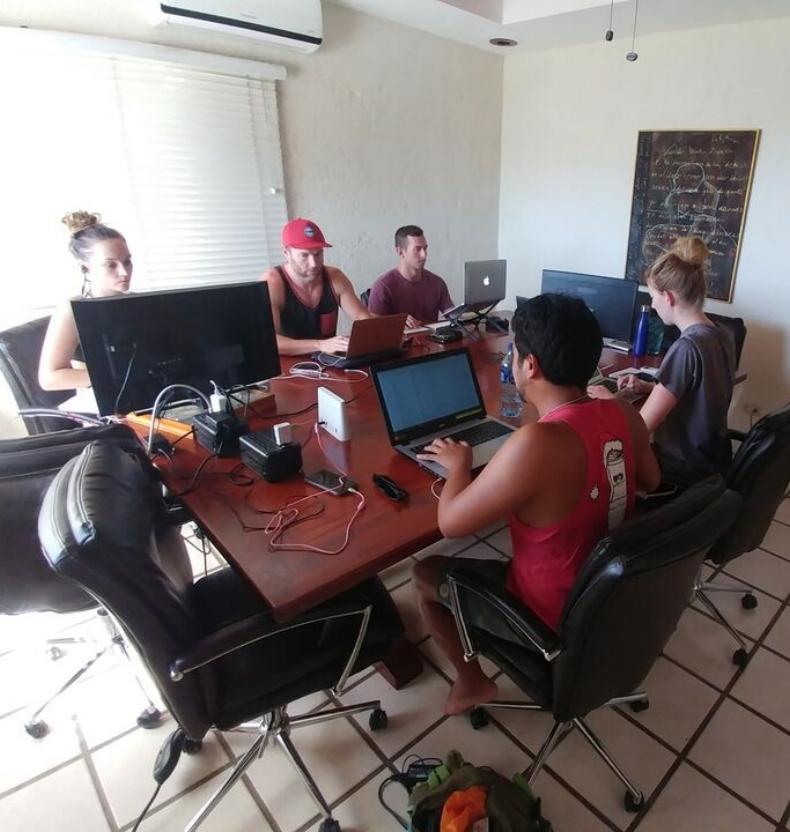 Working at NomadLife